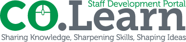 CO.Learn Staff Development Portal